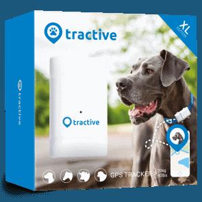 Tractive GPS spåra din hund